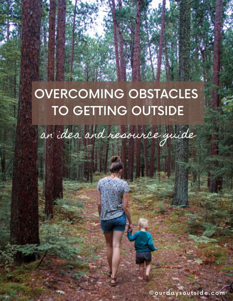 Overcoming Obstacles To Getting Outside Cover