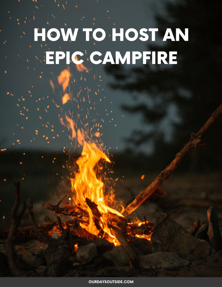 How To Host An Epic Campfire